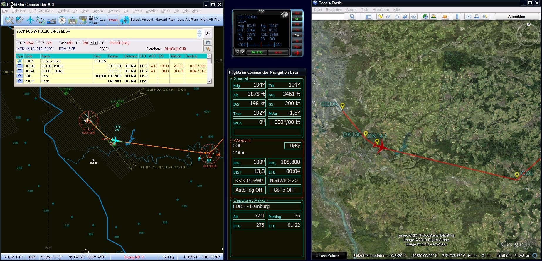 Vasoftware - Global Air Alliance - Virtual Airline FSX